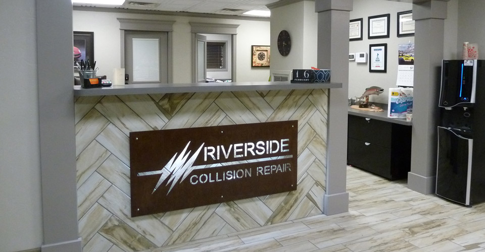 Riverside Collision Repair Location